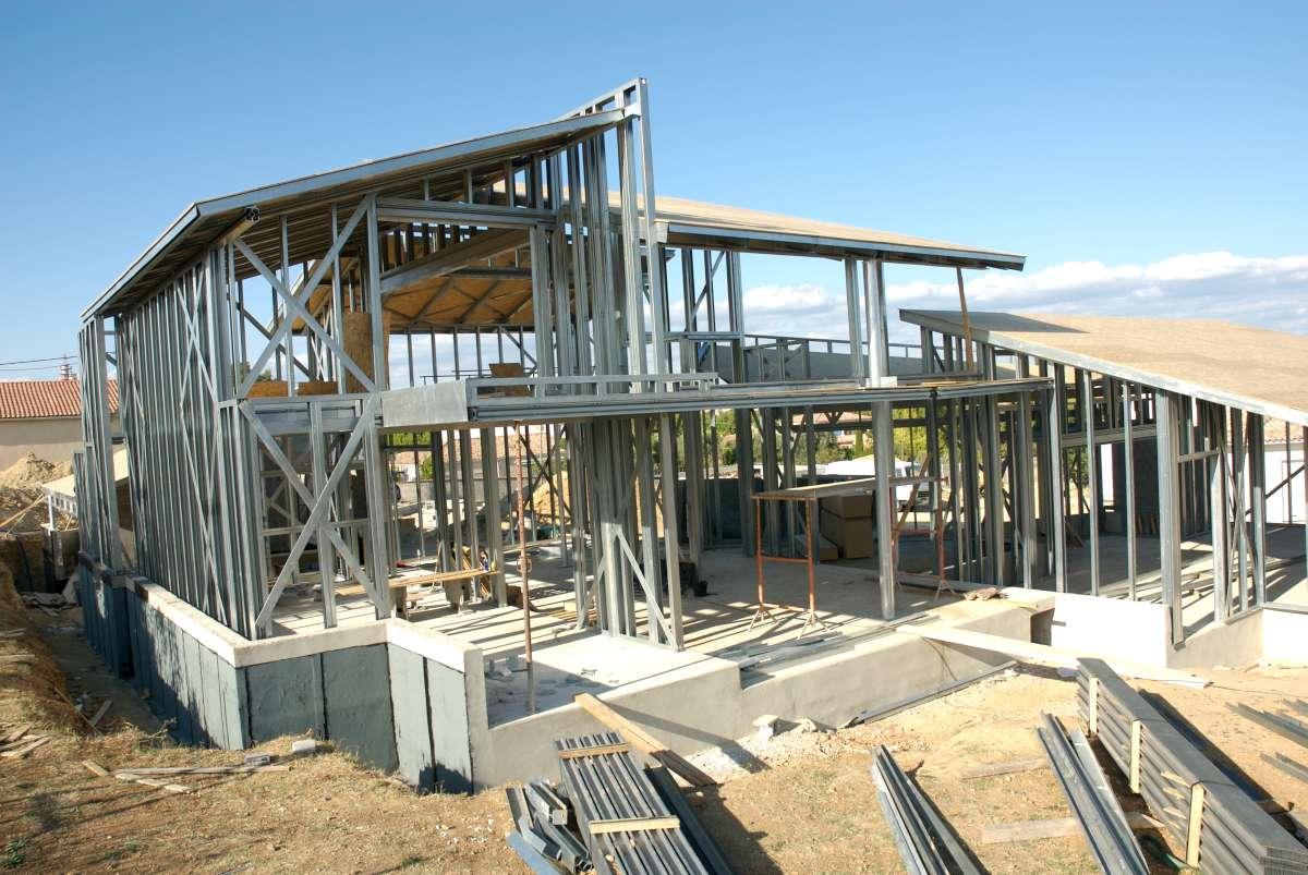 lancement du site - Construction Maison Metallique Particulier